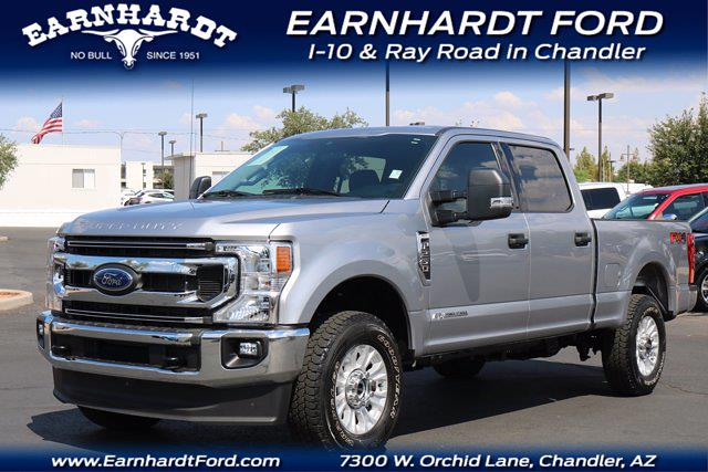 2021 Ford F-250 Crew Cab 4x4, Pickup #FM683 - photo 1