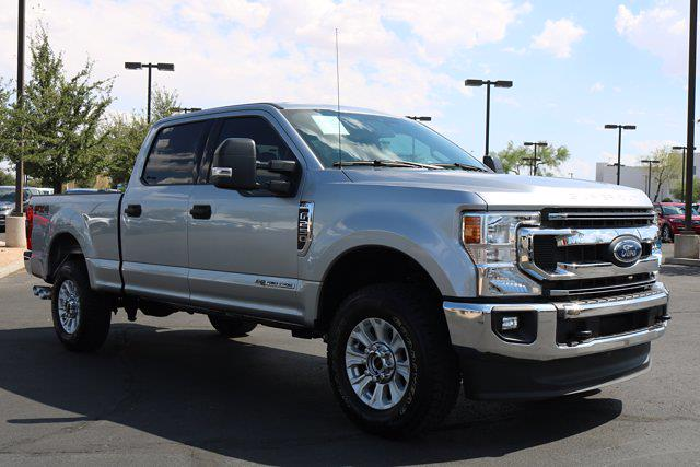 2021 Ford F-250 Crew Cab 4x4, Pickup #FM683 - photo 4