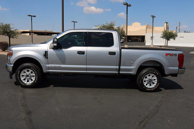 2021 Ford F-250 Crew Cab 4x4, Pickup #FM683 - photo 8