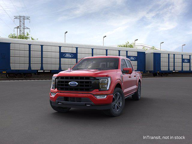 2021 Ford F-150 SuperCrew Cab 4x4, Pickup #FM692 - photo 3