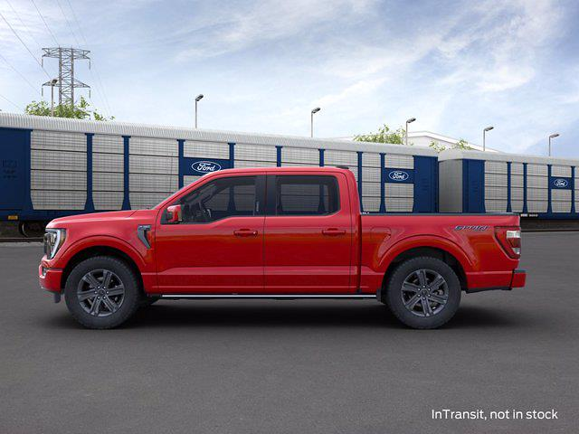 2021 Ford F-150 SuperCrew Cab 4x4, Pickup #FM692 - photo 4