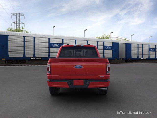 2021 Ford F-150 SuperCrew Cab 4x4, Pickup #FM692 - photo 5