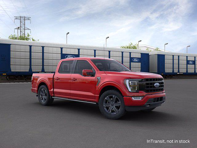 2021 Ford F-150 SuperCrew Cab 4x4, Pickup #FM692 - photo 7