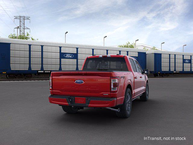 2021 Ford F-150 SuperCrew Cab 4x4, Pickup #FM692 - photo 8