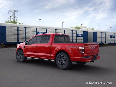 2021 Ford F-150 SuperCrew Cab 4x4, Pickup #FM692 - photo 2