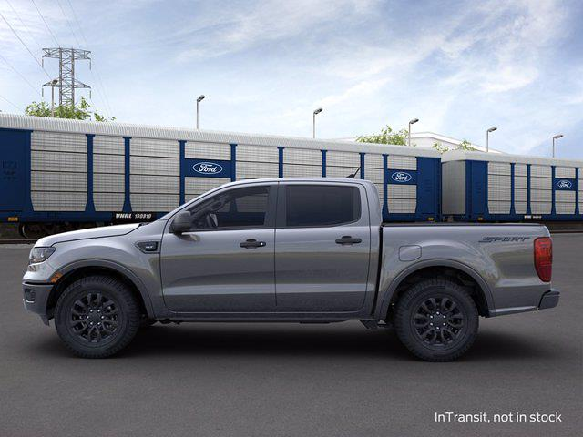 2021 Ford Ranger SuperCrew Cab 4x2, Pickup #FM702 - photo 4