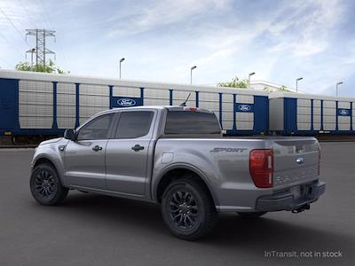2021 Ford Ranger SuperCrew Cab 4x2, Pickup #FM702 - photo 2