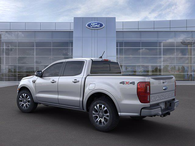 2021 Ford Ranger SuperCrew Cab 4x4, Pickup #FM703 - photo 2