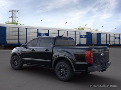 2021 Ford Ranger SuperCrew Cab 4x4, Pickup #FM767 - photo 2