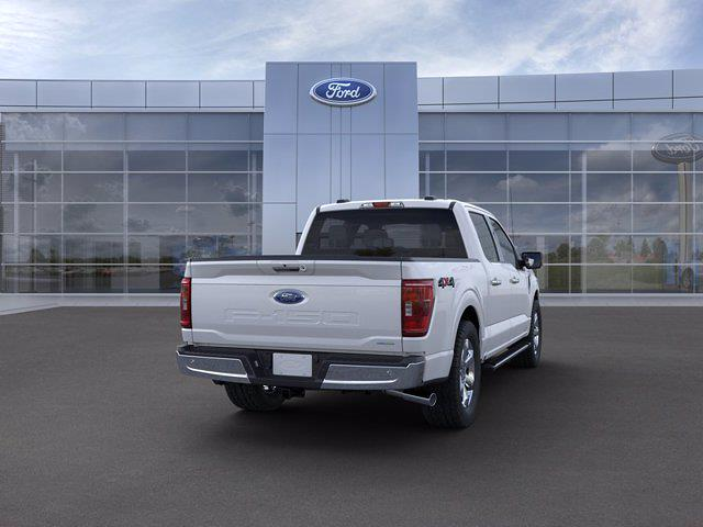 2021 Ford F-150 SuperCrew Cab 4x4, Pickup #FM909 - photo 8