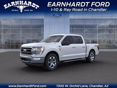 2021 Ford F-150 SuperCrew Cab 4x4, Pickup #FM909 - photo 1