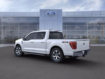 2021 Ford F-150 SuperCrew Cab 4x4, Pickup #FM909 - photo 2