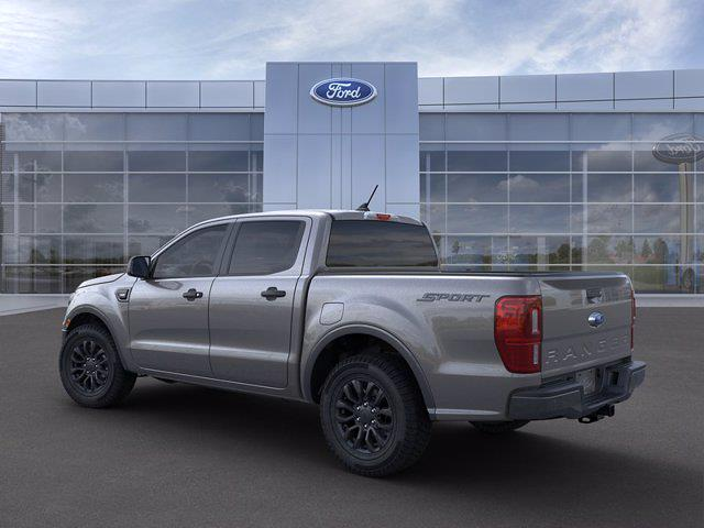 2021 Ford Ranger SuperCrew Cab 4x2, Pickup #FM915 - photo 2