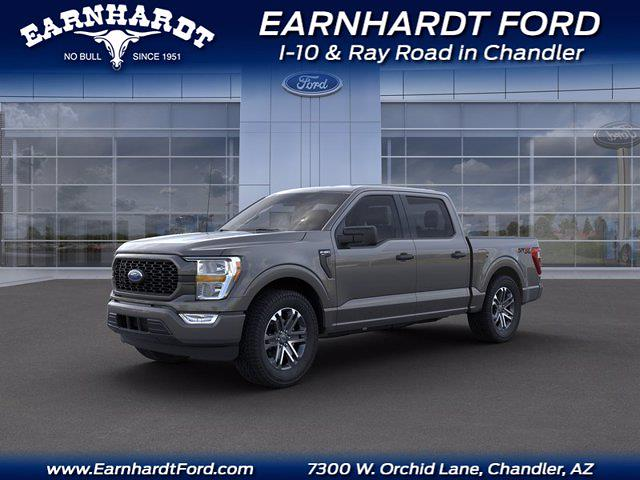 2021 Ford F-150 SuperCrew Cab 4x2, Pickup #FM921 - photo 1