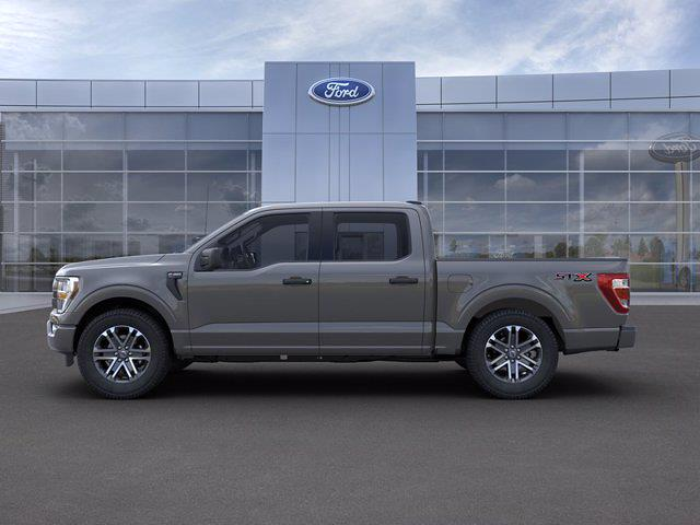 2021 Ford F-150 SuperCrew Cab 4x2, Pickup #FM921 - photo 4