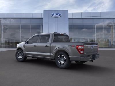 2021 Ford F-150 SuperCrew Cab 4x2, Pickup #FM921 - photo 2