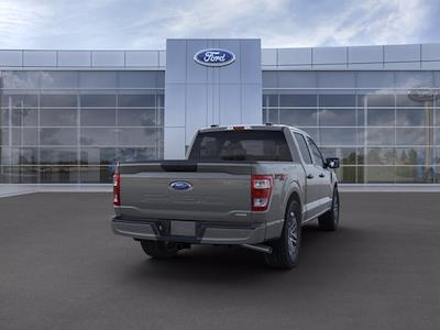 2021 Ford F-150 SuperCrew Cab 4x2, Pickup #FM921 - photo 8