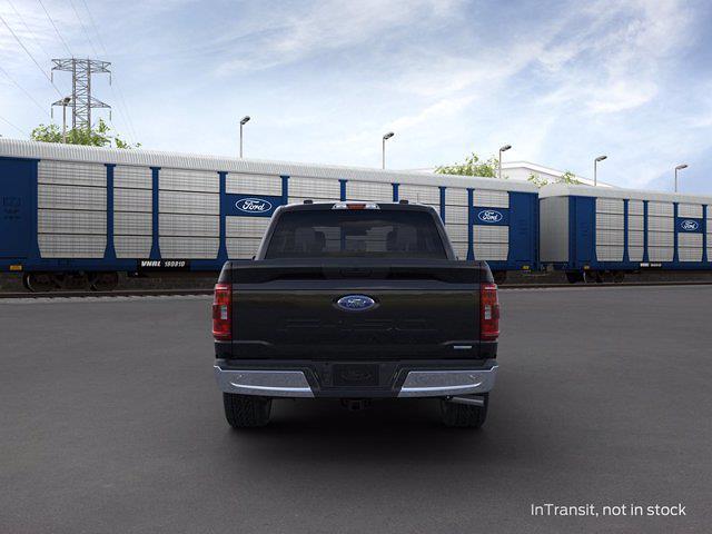 2021 Ford F-150 SuperCrew Cab 4x4, Pickup #FM980 - photo 5