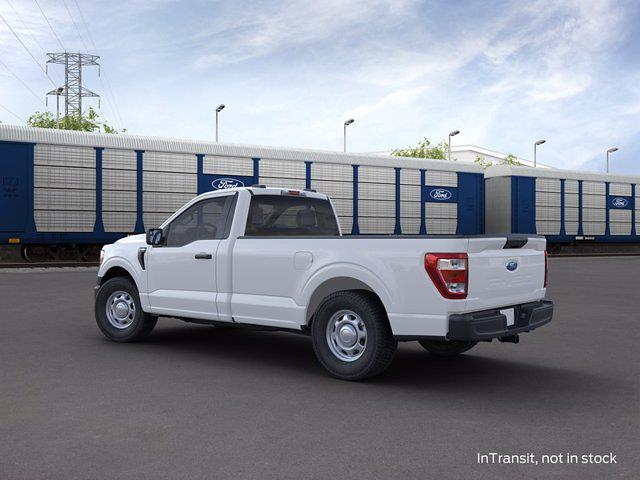 2021 Ford F-150 Regular Cab 4x2, Pickup #FM981 - photo 2
