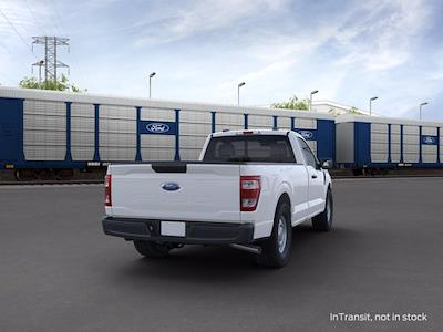 2021 Ford F-150 Regular Cab 4x2, Pickup #FM981 - photo 8