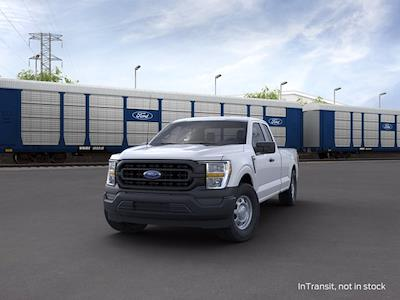 2021 Ford F-150 Super Cab 4x2, Pickup #FM983 - photo 3