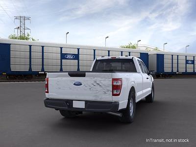 2021 Ford F-150 Super Cab 4x2, Pickup #FM983 - photo 8