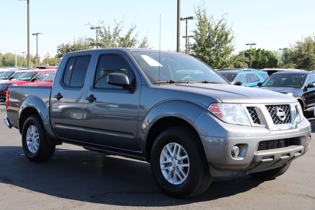 2019 Nissan Frontier Crew Cab RWD, Pickup #FL1818A - photo 4