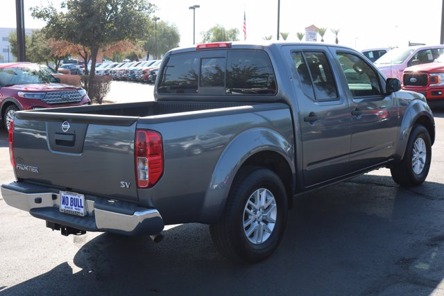 2019 Nissan Frontier Crew Cab RWD, Pickup #FL1818A - photo 6