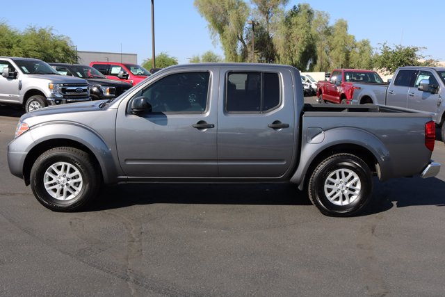 2019 Nissan Frontier Crew Cab RWD, Pickup #FL1818A - photo 8