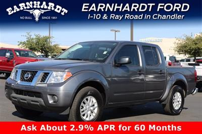 2019 Nissan Frontier Crew Cab RWD, Pickup #FL1818A - photo 1
