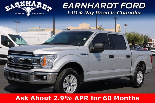 2019 Ford F-150 SuperCrew Cab RWD, Pickup #P57656 - photo 1