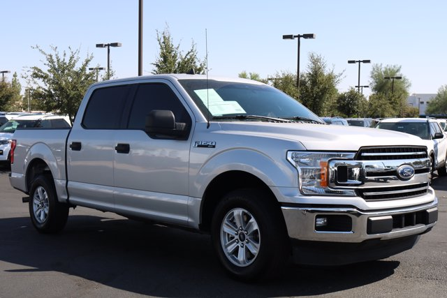 2019 Ford F-150 SuperCrew Cab RWD, Pickup #P57656 - photo 4