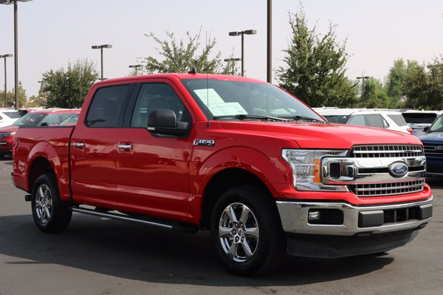 2020 Ford F-150 SuperCrew Cab RWD, Pickup #P57668 - photo 4
