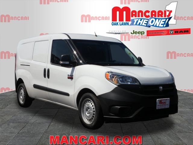 2018 ProMaster City,  Empty Cargo Van #1007R-8 - photo 1