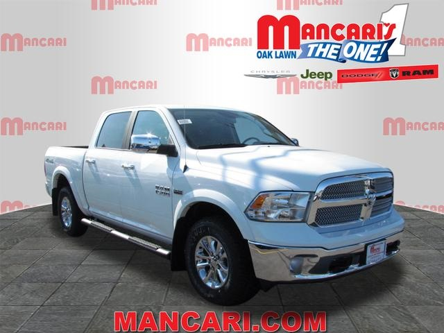 2018 Ram 1500 Crew Cab 4x4, Pickup #2001R-8 - photo 1