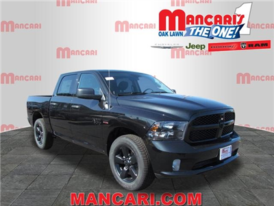 2018 Ram 1500 Crew Cab 4x4, Pickup #2010R-8 - photo 1