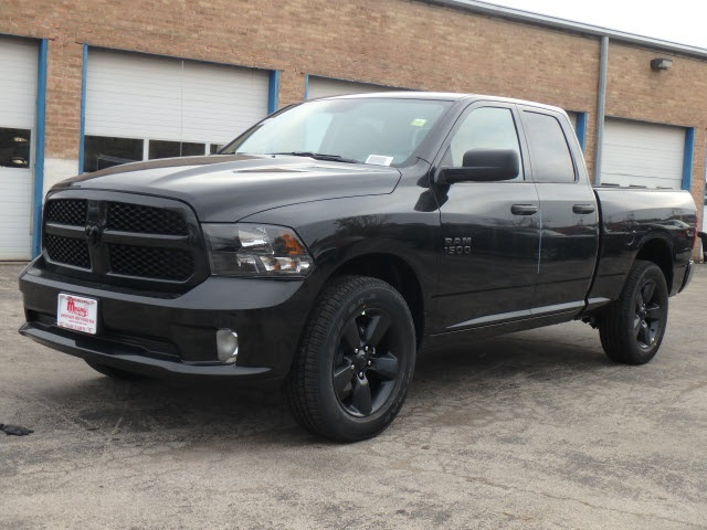2018 Ram 1500 Quad Cab 4x4 Pickup #2031R-8 - photo 3