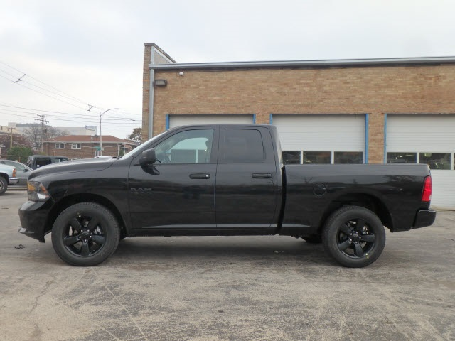 2018 Ram 1500 Quad Cab 4x4 Pickup #2031R-8 - photo 7