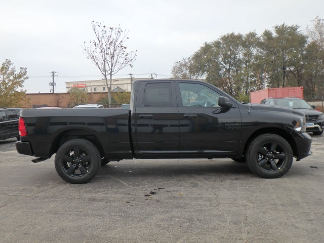 2018 Ram 1500 Quad Cab 4x4 Pickup #2031R-8 - photo 9