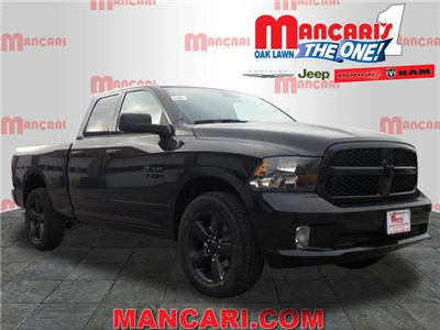 2018 Ram 1500 Quad Cab 4x4 Pickup #2031R-8 - photo 1