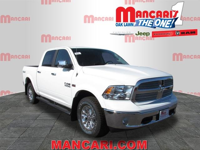 2018 Ram 1500 Crew Cab 4x4 Pickup #2033R-8 - photo 1