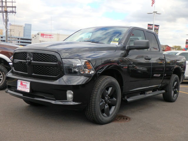 2018 Ram 1500 Quad Cab 4x4 Pickup #2045R-8 - photo 3
