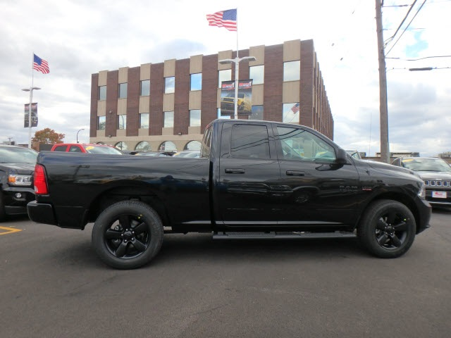 2018 Ram 1500 Quad Cab 4x4 Pickup #2045R-8 - photo 9