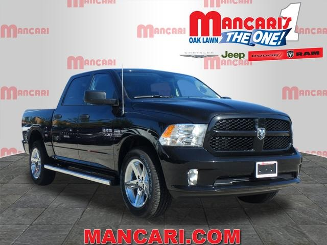 2018 Ram 1500 Crew Cab 4x4 Pickup #2048R-8 - photo 1