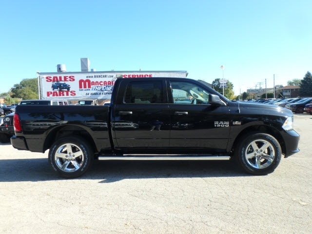 2018 Ram 1500 Crew Cab 4x4 Pickup #2048R-8 - photo 9