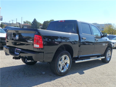2018 Ram 1500 Crew Cab 4x4 Pickup #2048R-8 - photo 2