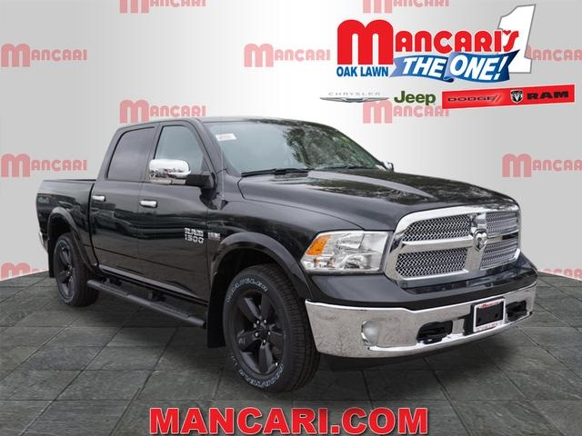 2018 Ram 1500 Crew Cab 4x4 Pickup #2049R-8 - photo 1