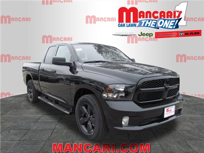 2018 Ram 1500 Quad Cab 4x4 Pickup #2051R-8 - photo 1