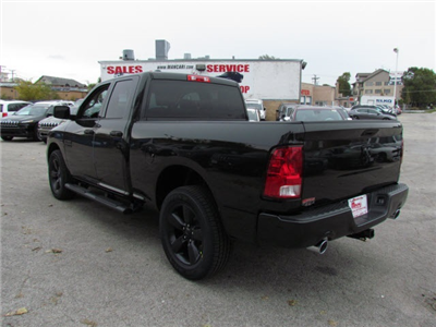 2018 Ram 1500 Quad Cab 4x4, Pickup #2051R-8 - photo 5