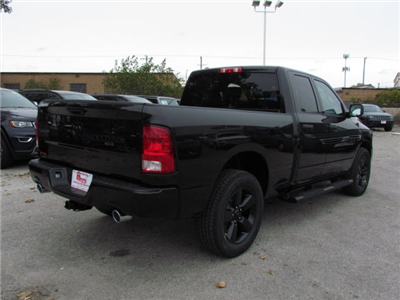 2018 Ram 1500 Quad Cab 4x4, Pickup #2051R-8 - photo 2